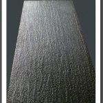 exclusivité MONOLITH aspect dalle de schiste noir jade