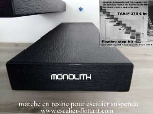 exclusivité monolith